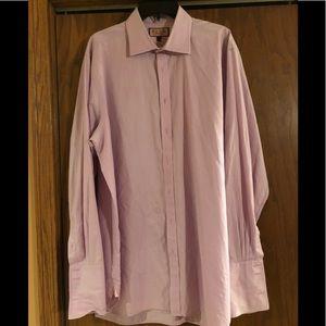 Thomas Pink Dress Shirt